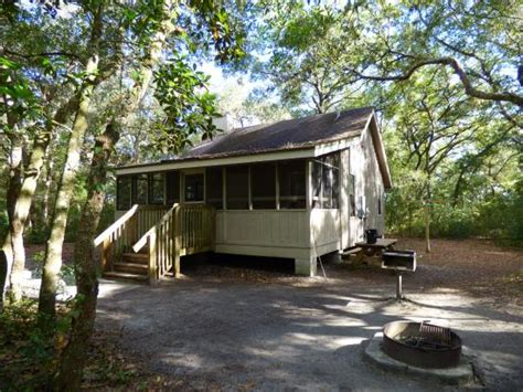 Florida State Park Cabins by Cabin Picture Of Blue State Park Orange City