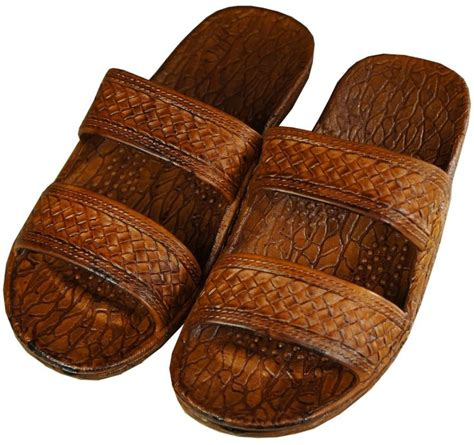 brown hawaiian sandals jandals summer loving