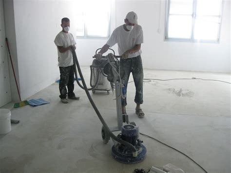 How To Prep Garage Floor For Epoxy Paint surface preparation in epoxy flooring learncoatings