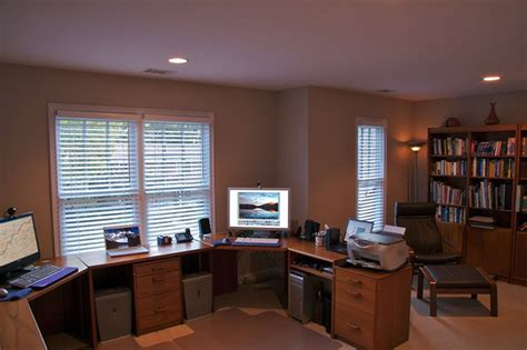 transforming home office design layout to be our world