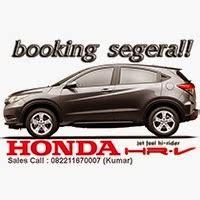 Honda Hr V 1 5 S Mt Bandung honda mobilio mobilio rs harga honda dealer bekasi