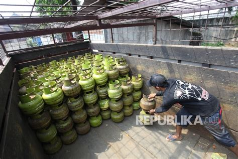 Tv Tabung Daerah Semarang sidak pertamina temukan lagi industri gunakan lpg melon