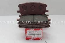 Spareparts Murah Brake Pad Kanpas Rem Depan Nissan Serena C26 Kos299 spare parts toyota murah sparepart toyota terlengkap