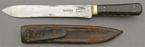 smithfield large kitchen knife by rushbrooke