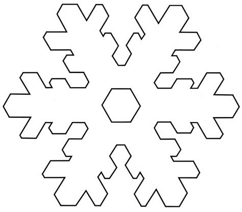 printable snowflakes to cut out best 25 snowflake template ideas on pinterest paper