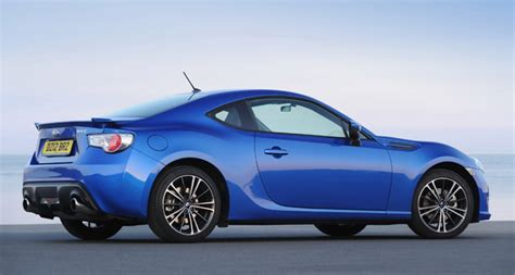 Subaru Coupes by Subaru Brz Coupe Prices Starting From 163 24 995 In Britain