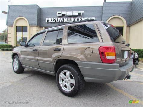 brown jeep grand cherokee 2001 woodland brown satin glow jeep grand cherokee laredo
