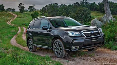 2017 Subaru Forester Reviews by Review 2017 Subaru Forester Review