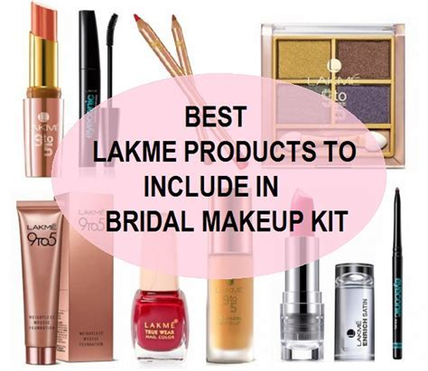 Best Lakme Products for Bridal Makeup Kit: Reviews 2018