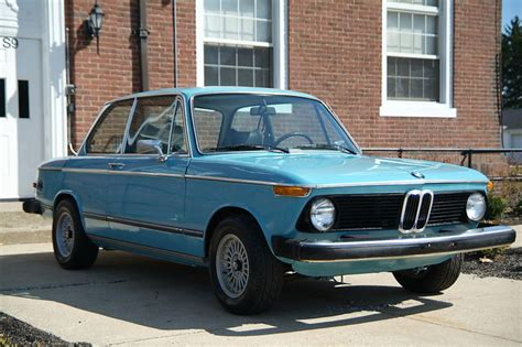 1975 bmw 2002 for sale front quarter ii german cars for