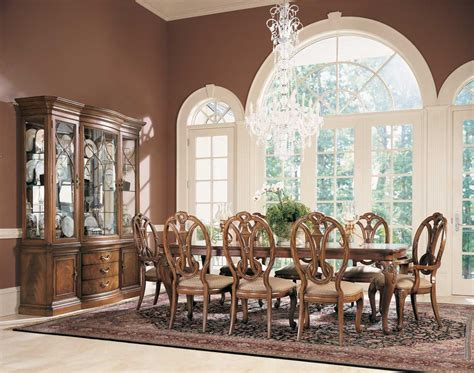 Bob Mackie Dining Room Furniture American Drew Bob Mackie Home Classics Leg Dining Collection Buy Dining Room Furniture
