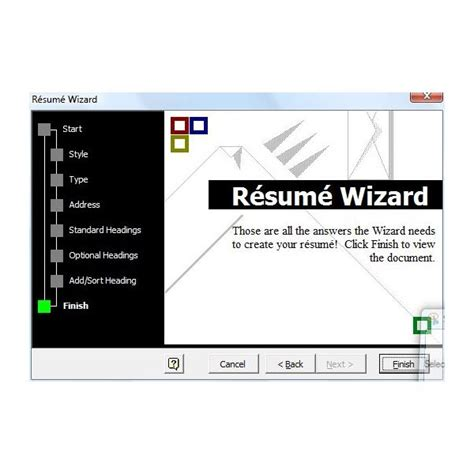 Resume Format For Ms Word Microsoft Word Resume Template Microsoft Templates Resume Wizard