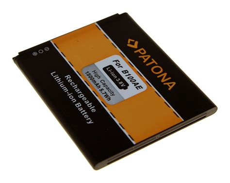 Bateray Batrey Baterai Samsung Ace 3 Gt 7270 Original patona battery for samsung galaxy ace 3 gt s7270 gt s7272