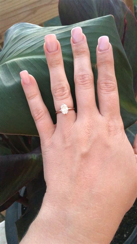 1 5 carat oval ring gold 1 5 carat oval gold solitaire engagement ring mr
