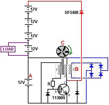 3v 14 Watt Smd1206 Zener Diode aufbau eines kleinen selbst angetriebenen generators