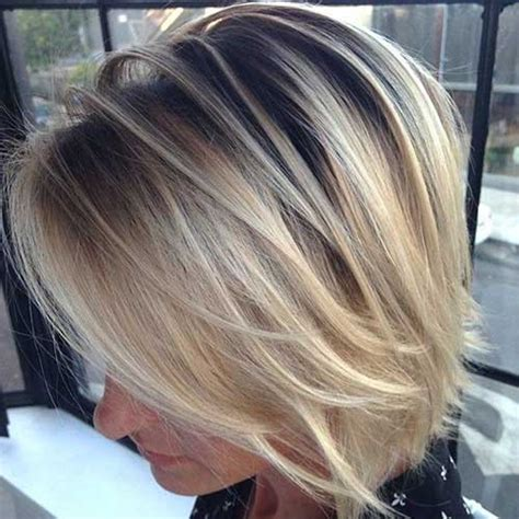 hairstyles for short highlighted blond hair 20 short hair highlights 2015 2016 short hairstyles
