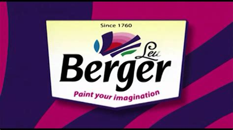 Berger Paints | berger paints india youtube