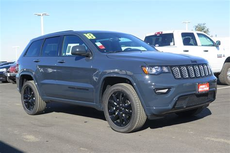 jeep cherokee rhino new 2018 jeep grand cherokee altitude 4d sport utility in