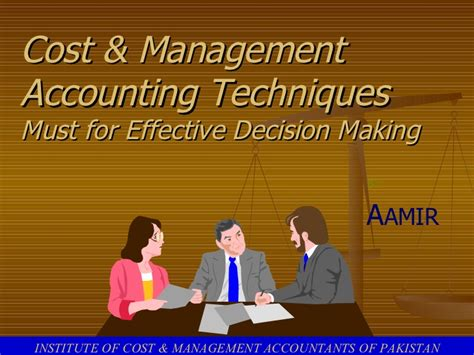 Accounting For Business Decisions Mba by Cost Management Accounting Techniques