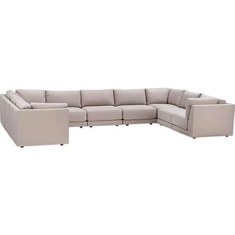 moda 9 sectional sofa