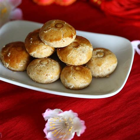 new year cookies recipes malaysia peanut cookies easy delicious recipes