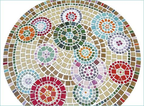 mosaic patterns for table 171 free patterns