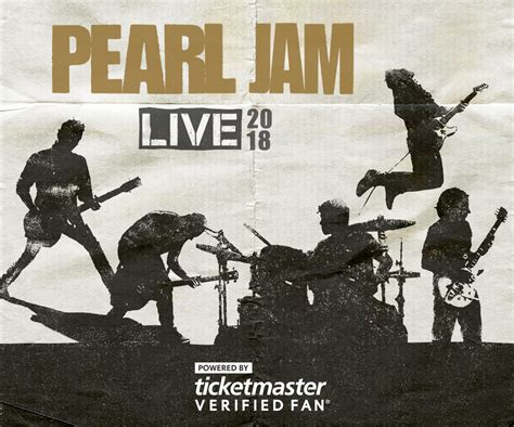 ticketmaster verified fan presale pearl jam verified fan presale faq news bandmine com