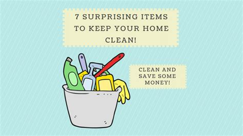 7 Tips To Keep Your House Sparkling Clean by 7 Surprising Items To Keep Your Home Clean Mclife San