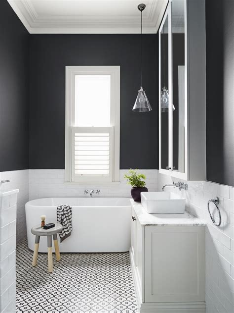 Black And White Modern Bathroom by Happy Weekend 5 Things I 12 Interior Inspo