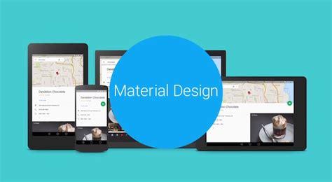 material design google keynote google dvoile material design son langage de conception