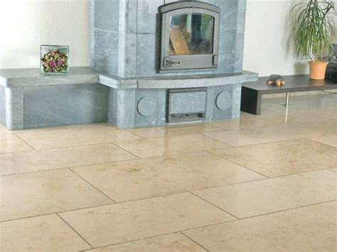 Bespoke Contemporary Kitchens - jura beige limestone tiles honed limestone tiles limestone tiles travertine tiles