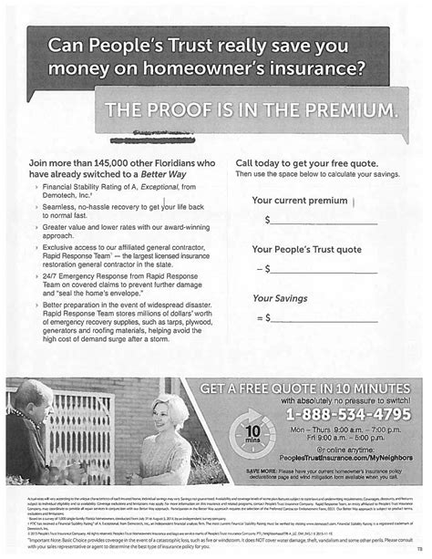 Homeowners Insurance Marketing Letters s trust insurance company has assertive marketing caign aimed to attract policyholders