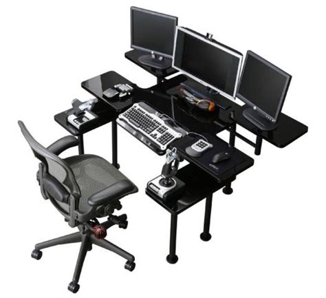 ultimate computer workstation the best gaming computer desk gamers hangout neowin