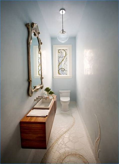 Narrow Bathroom Ideas by Narrow Bathroom Design Ideas By Cifial Usa Loftenberg