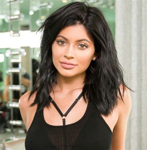 how to get kylies short hair 25 best ideas about kylie jenner bob on pinterest kylie