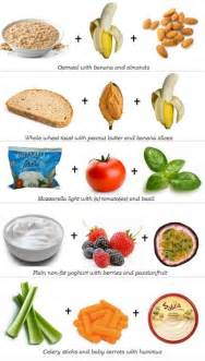 complex carbs with lean protein