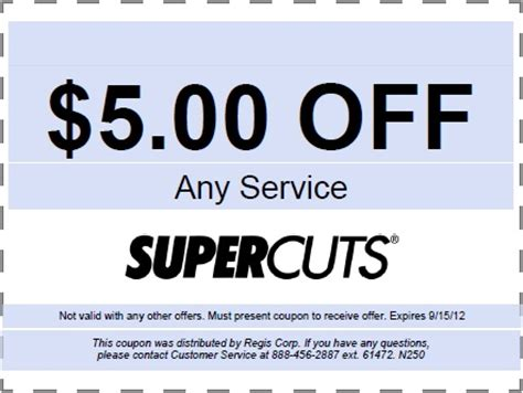 Super Cuts Coupons   2017   2018 Best Cars Reviews