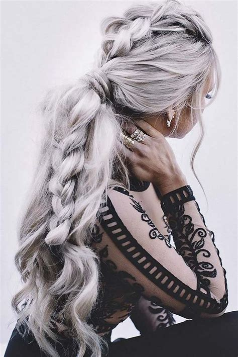 Wedding Hairstyles For Grey Hair by 70 Grey Hair Styles Ideas And Colors My New Hairstyles