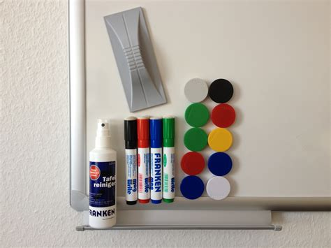 whiteboard selber machen whiteboard selber bauen cool magnetische tafel selber