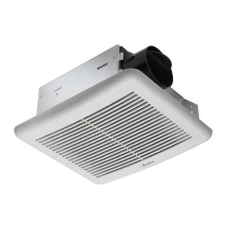 delta breez slim 50 cfm wall ceiling exhaust fan slm50