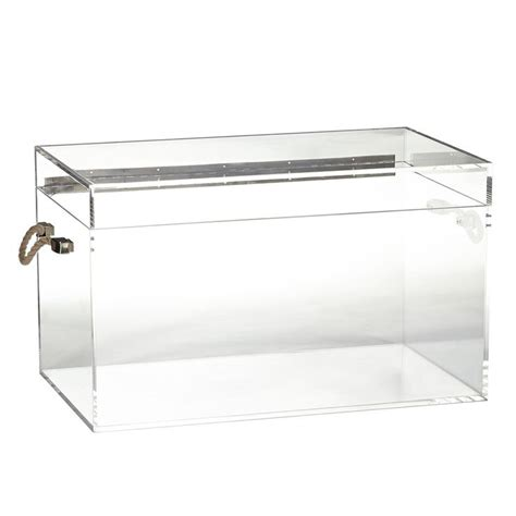 Lucite Trunk Coffee Table 151 Best Images About I Can See Clearly Now Loving Lucite On Pinterest