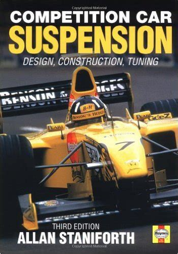 book review competition car suspension build