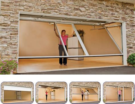 Overhead Garage Door Screens Lifestyle Screens Overhead Door Company