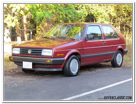 volkswagen golf 1989 1989 volkswagen golf gl german cars for sale