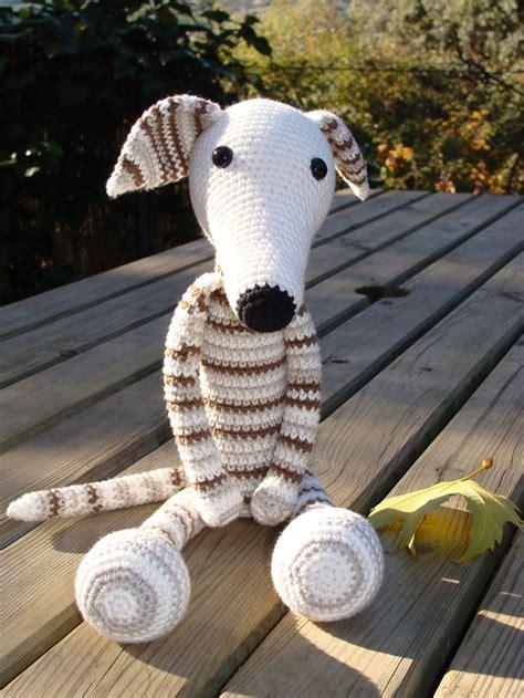 amigurumi greyhound pattern greyhound autumn my greyhounds galgo wippet