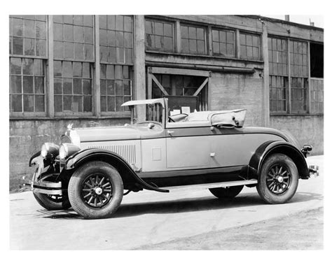 1926 chrysler imperial 1926 chrysler imperial factory publicity photos