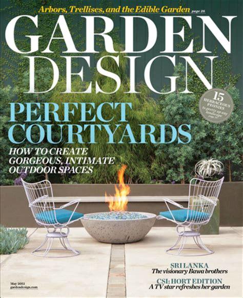 Garden Design Magazine by Terra Trellis Terratrellis