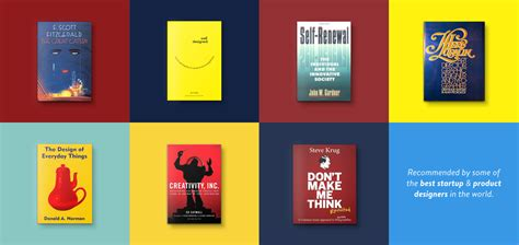 7 Must Read Books For by 7 Must Read Books For Every Product Designer