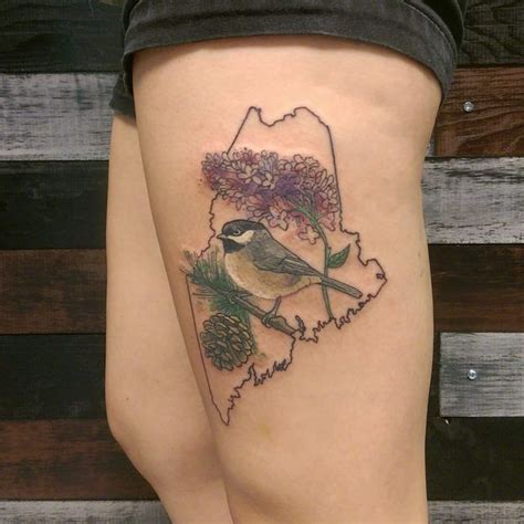 maine tattoo the 25 best maine ideas on inside