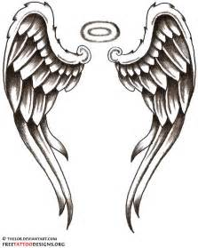angel tattoos angel wings guardian angel and st michael